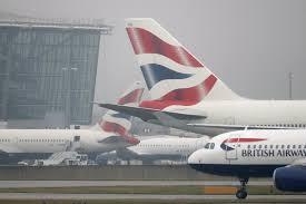 british airways black friday british airways battles third day of disruption after it meltdown