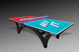 custom table tennis racket uberpong launches custom ping pong tables blog uberpong