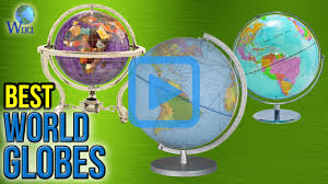 small desk globes top 8 world globes of 2017 video review