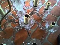 Ebay Chandelier Crystal Awesome Sale On Ebay With Vintage Chandelier Crystal Pieces Youtube