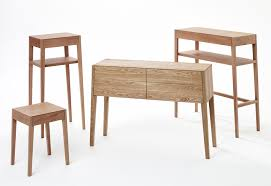 bedstand bedside table theo by sixay solid wood design