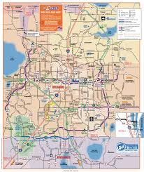 Street Map Orlando Fl by Orlando Map Travel Map Vacations Travelsfinders Com