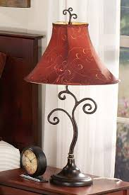 kenroy home richardson table lamp bronze floor lamp amazon com
