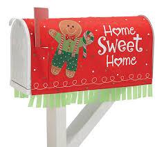 Mailbox Decor For Christmas by Decorative Mailbox Ideas Outdoortheme Com