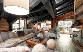 World Of Architecture Warm Interior Design Idea From French Alps - Warm interior design ideas