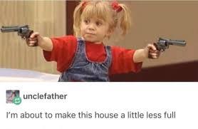 Full House Meme - not so full house album on imgur