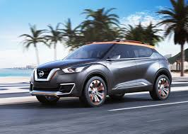 nissan to debut new crossover based on kicks concept to be sold