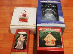 4 collectible hallmark ornaments 11 00732 ornament
