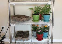 grow lights for indoor herb garden create a diy indoor grow light system garden club