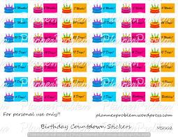 erin condren life planner free printable stickers pin by heather ortega on erin condren pinterest birthday