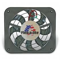 flex a lite electric fan kit flex a lite automotive primary fans