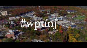 Wpunj Campus Map William Paterson University Google