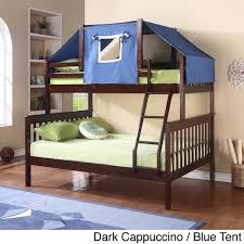Tent Bunk Beds Donco Mission Tent Kit Bunk Bed Free Shipping Today