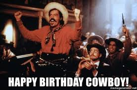 Tombstone Meme Generator - happy birthday cowboy tombstone curly bill meme generator