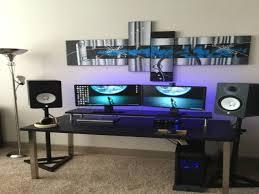 100 computer setups cool computer setups and gaming setups