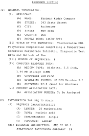 Google Resume Samples by Patent Ep0592035a2 Thermostable Dna Polymerase Composition