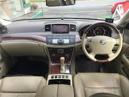 nissan teana 2009 interior 2004 nissan fuga 350xv vip used car for sale at gulliver new zealand