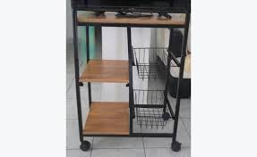 meuble cuisine desserte desserte meuble cuisine classified ad furniture and decoration