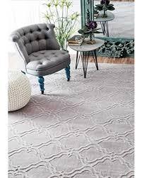 savings on nuloom handmade double carved trellis area rugs 4 u0027 x 6