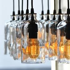 Wine Bottle Light Fixtures Decor U0026 Tips Homemade Lamp Shades For Wine Bottle Chandelier With