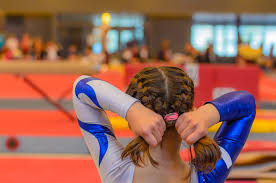 gymnastics picture hair style 20 thoughts that go through your head before a gymnastics meet