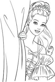 barbie coloring pages nice coloring pages kids fashion
