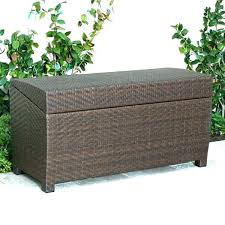 Patio Storage Ottoman Wicker Outdoor Storage Box Fresh Patio Storage Chest And Patio