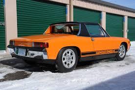 porsche 914 1973 porsche 914 bramhall classic autos