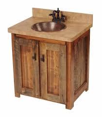 Bathroom Sinks And Cabinets Best 25 Rustic Bathroom Sinks Ideas On Pinterest Rustic Cabin