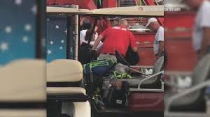 Ohio State Friday Night Lights Spinning Ohio State Fair Ride Breaks Apart 1 Dead 7 Hurt Kptv