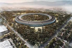 apple u0027s new spaceship campus hits another wall as main