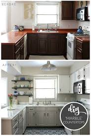 Diy Kitchen Countertops Brilliant Diy Kitchen Remodel Ideas Home Design Ideas