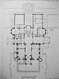 mansion plans 1901 charles m schwab mansion ground floor plan architecture