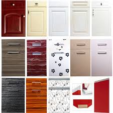 melamine sheets for cabinets guangzhou factory melamine mdf uv pvc acrylic kitchen cabinet door