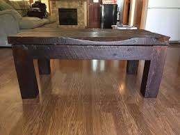 Barn Wood Coffee Table 2018 Rustic Barnwood Coffee Tables