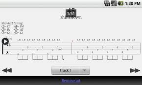 guitar tabs apk guitar tab player 2 3 8 apk android audio apps