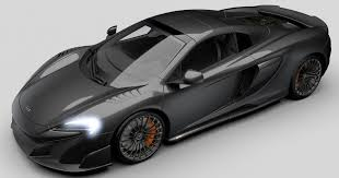 acura supercar avengers mclaren 675lt spider carbon series only 25 units