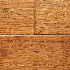 Distressed Engineered Wood Flooring Hickory Harvest 5
