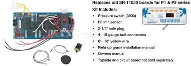 advanced spa designs 11 29 14 relay circuit board parts