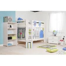 Flexa Bookcase Bunkbeds For Children Bunk Bed For Adults