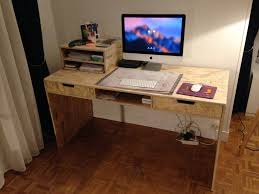bureau en osb bureau par davidketler sur l air du bois