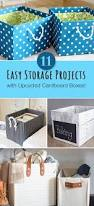 Build Your Own Toy Storage Box by Best 25 Cardboard Box Storage Ideas On Pinterest Decorative