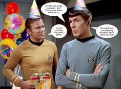 Star Trek Happy Birthday Meme - card invitation design ideas geek birthdays startrek pilot birthday