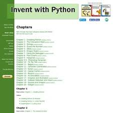 python tutorial ebook invent your own computer games with python learn how to program