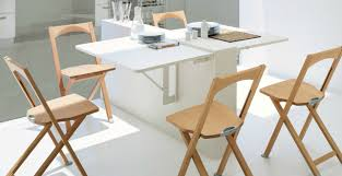 kitchen fabulous wall mounted kitchen table collapsible dining
