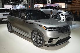 new land rover velar new range rover velar brings its tech fest to new york