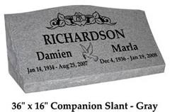 how much does a headstone cost slant headstones slant memorials slant gravestones gravestones