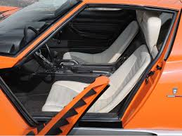 crashed lamborghini for sale the real story behind the orange lamborghini miura in the italian