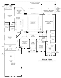 Azure Floor Plan Azure At Hacienda Lakes Signature Collection The Aragon Home