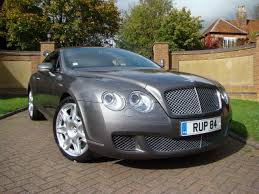 bentley continental mulliner used 2009 bentley continental gt 6 0 w12 mulliner 2dr auto for